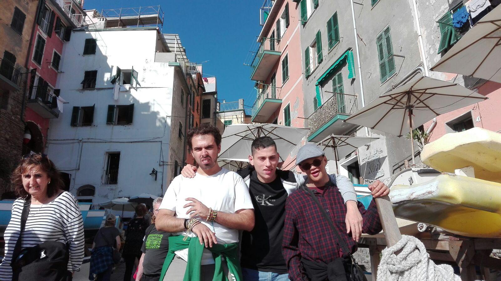 Progetto Il Muretto - Gita a Riomaggiore 02