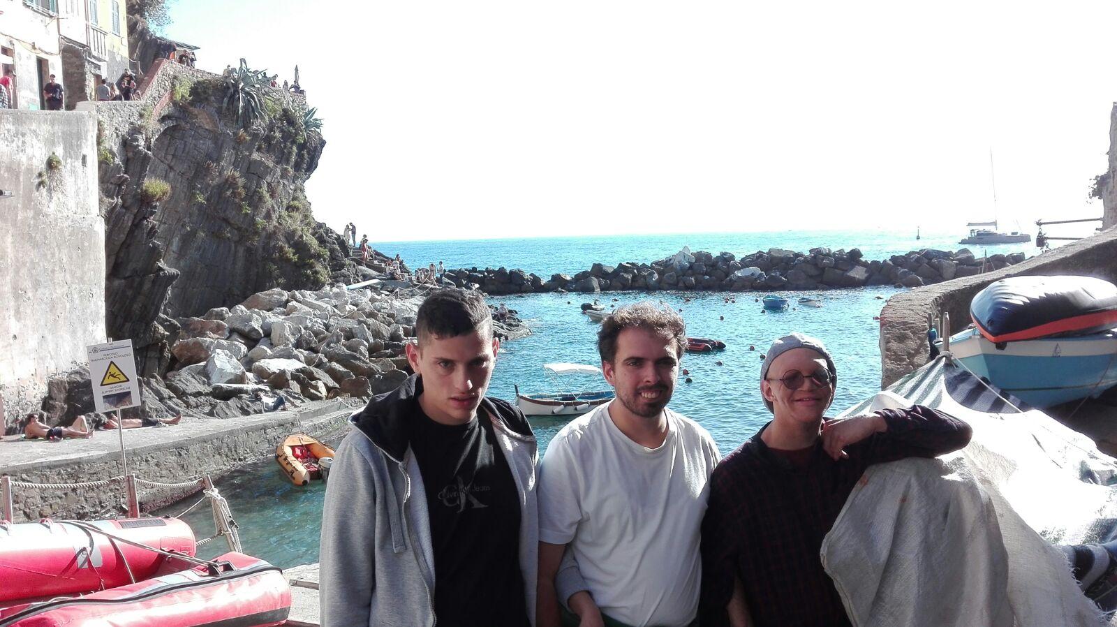 Progetto Il Muretto - Gita a Riomaggiore 03