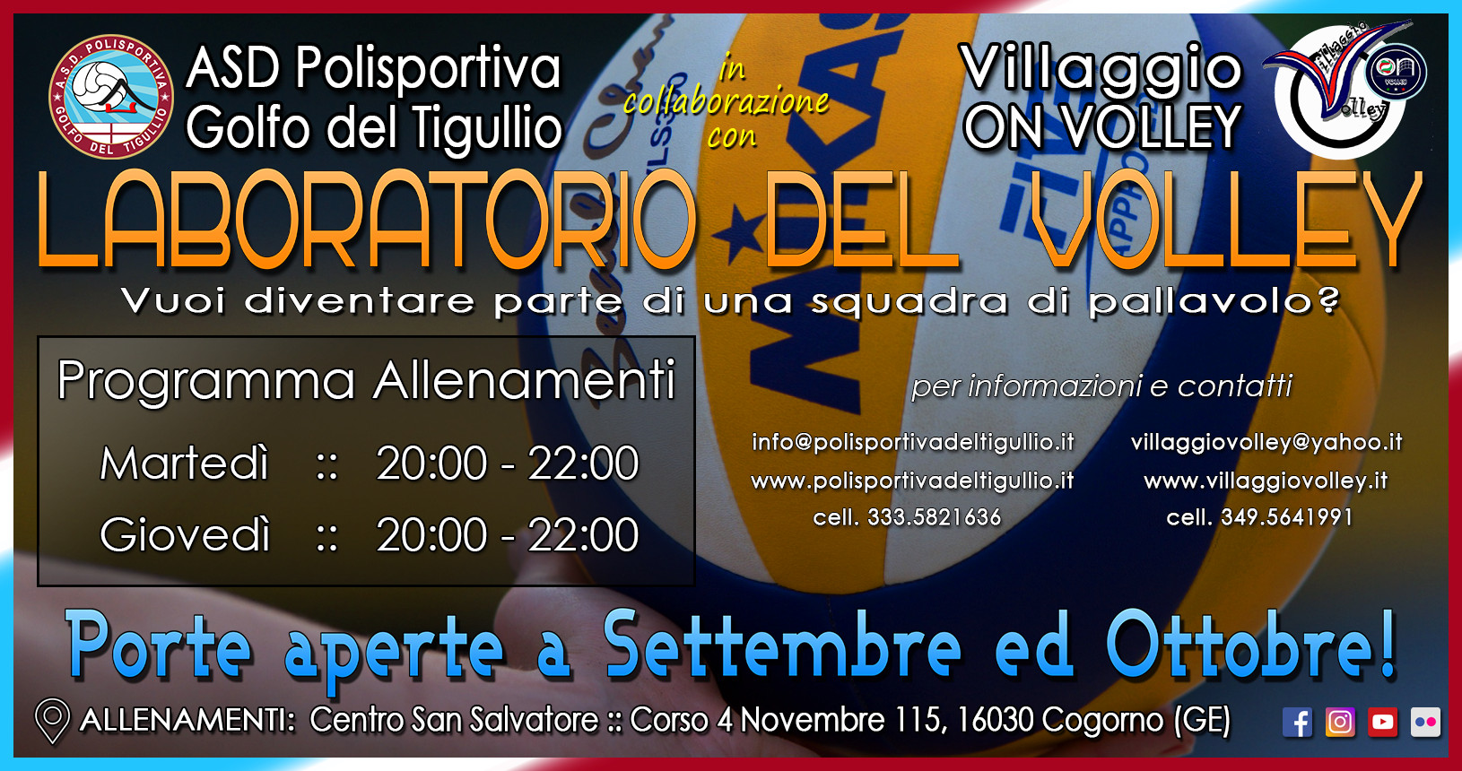 Villaggio Volley - Laboratorio del Volley