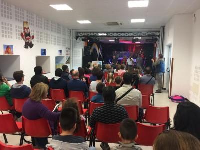 Inaugurazione Corsi 2017-18 Bottega della Musica 01