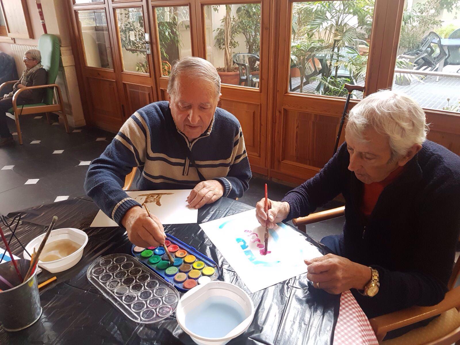 Area Anziani - Preparazione Natale 2017 35