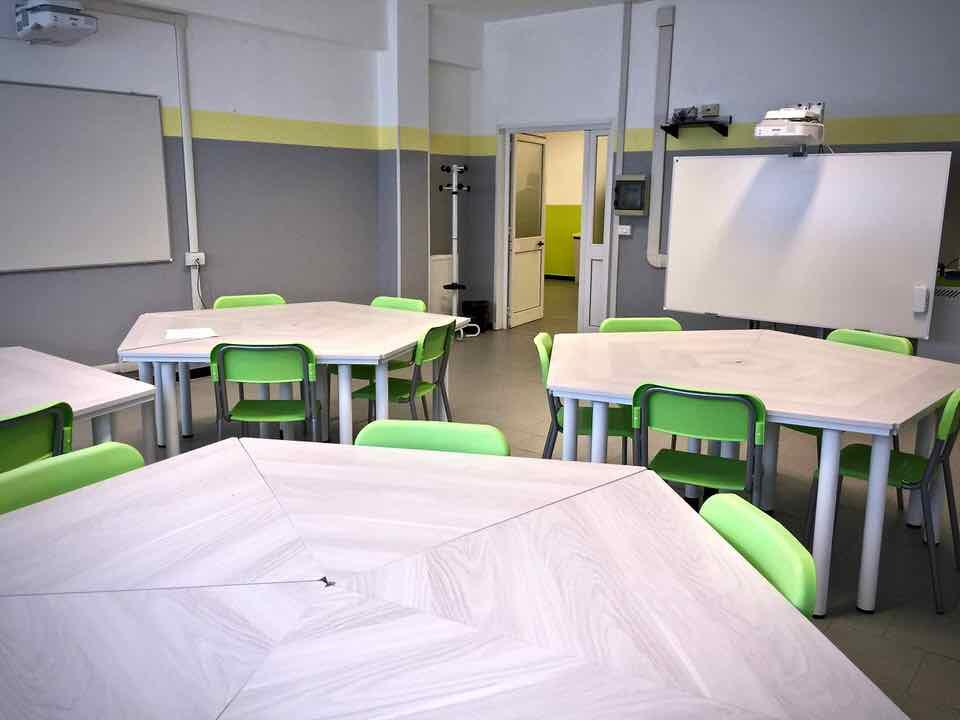 Corso Operatore Meccanico - Centro Formazione Professionale Altiero Spinelli - Genova - 2