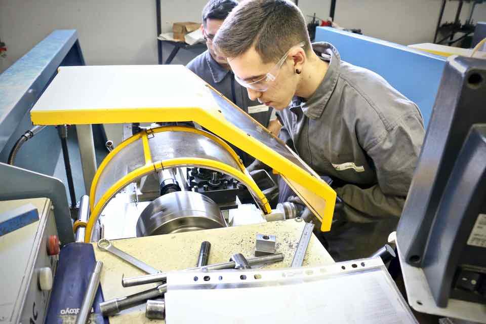 Corso Operatore Meccanico - Centro Formazione Professionale Altiero Spinelli - Genova - 43