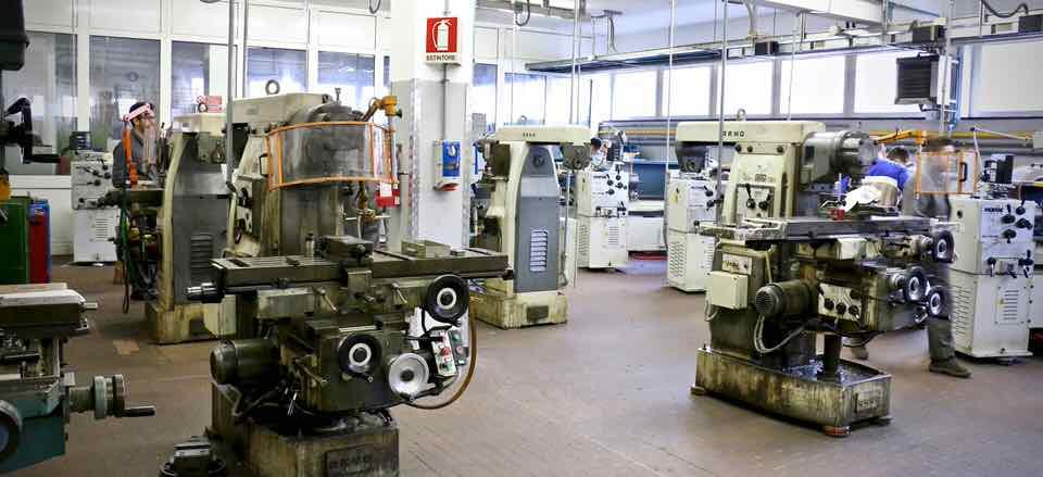 Corso Operatore Meccanico - Centro Formazione Professionale Altiero Spinelli - Genova - 45
