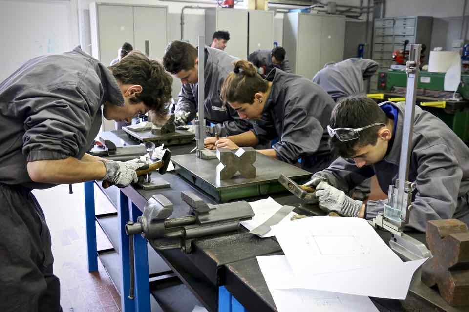 Corso Operatore Meccanico - Centro Formazione Professionale Altiero Spinelli - Genova - 53