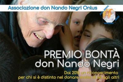 Premio Bontà don Nando Negri
