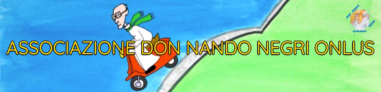Banner Associazione don Nando Negri Onlus