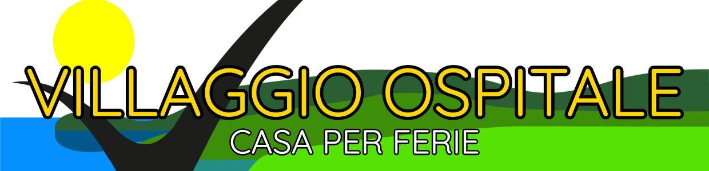Banner Casa per Ferie Villaggio Ospitale
