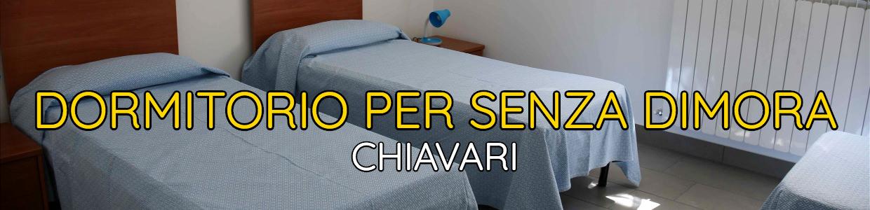 Banner Dormitorio per Senza Dimora