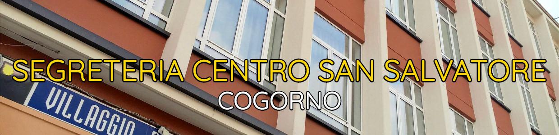 Banner Segreteria Centro San Salvatore