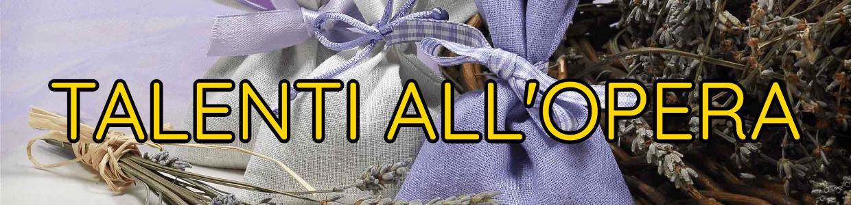 Banner Talenti all'Opera