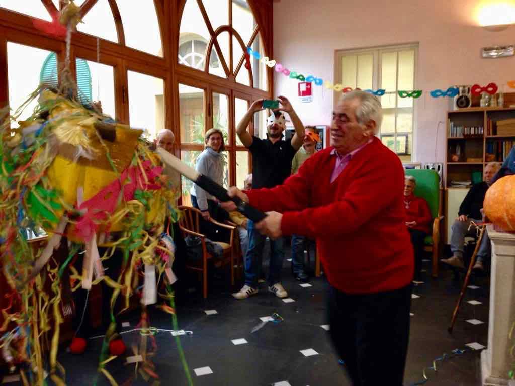 Festa di Carnevale 2018 Centro Diurno Anziani 03