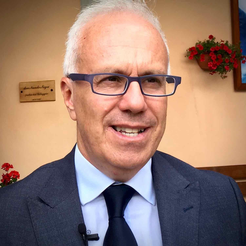 Nicola Visconti - Direttore Area Educazione Formazione Lavoro Villaggio del Ragazzo