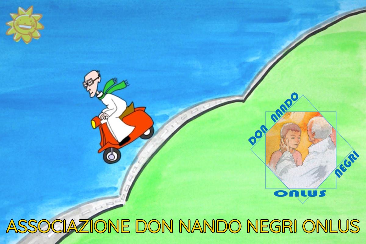Il direttivo dell'Associazione don Nando Negri Onlus in visita al Centro Benedetto Acquarone