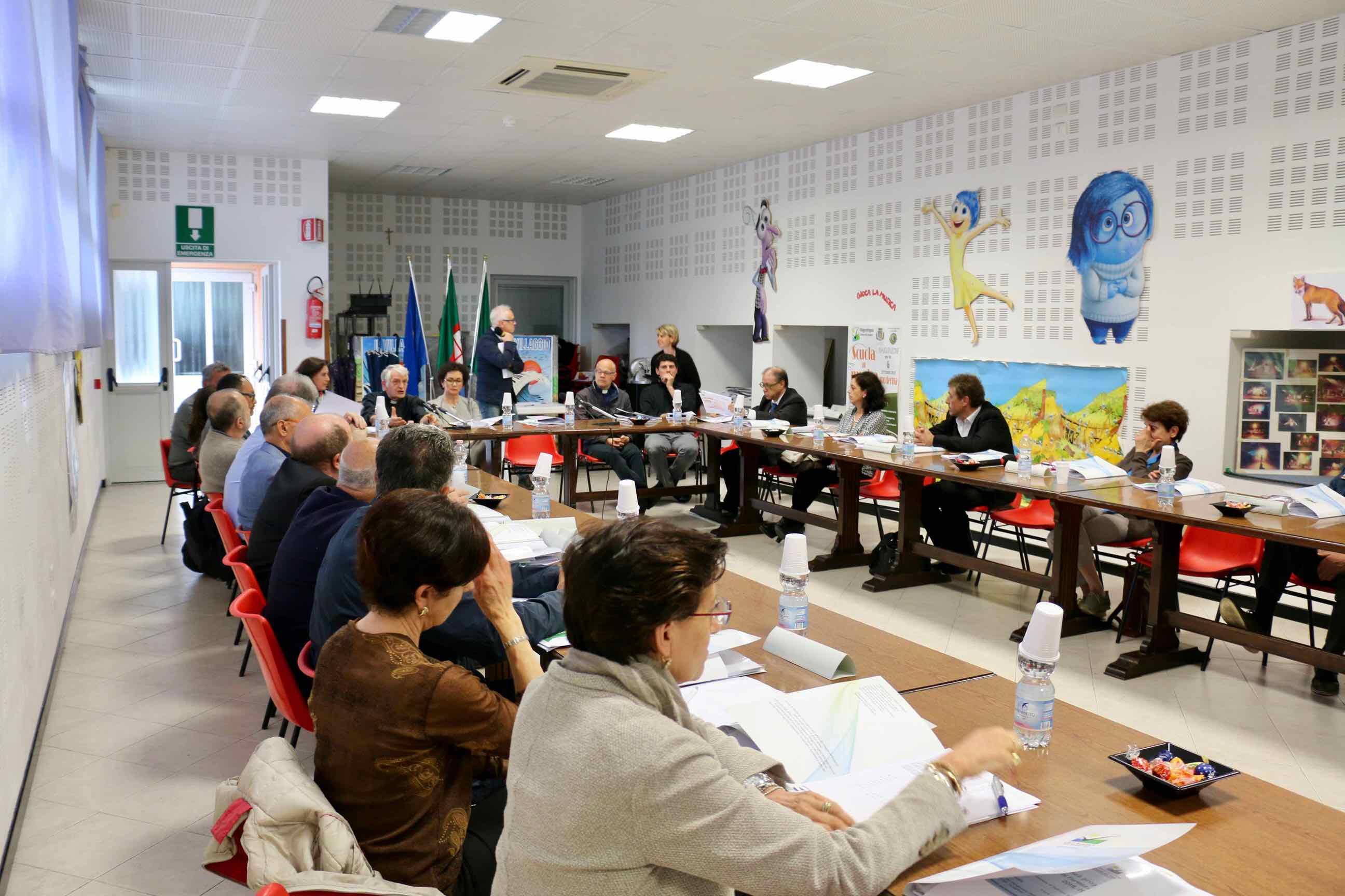 Riunione 2018 Centro Formazione Integrata Villaggio del Ragazzo - 4