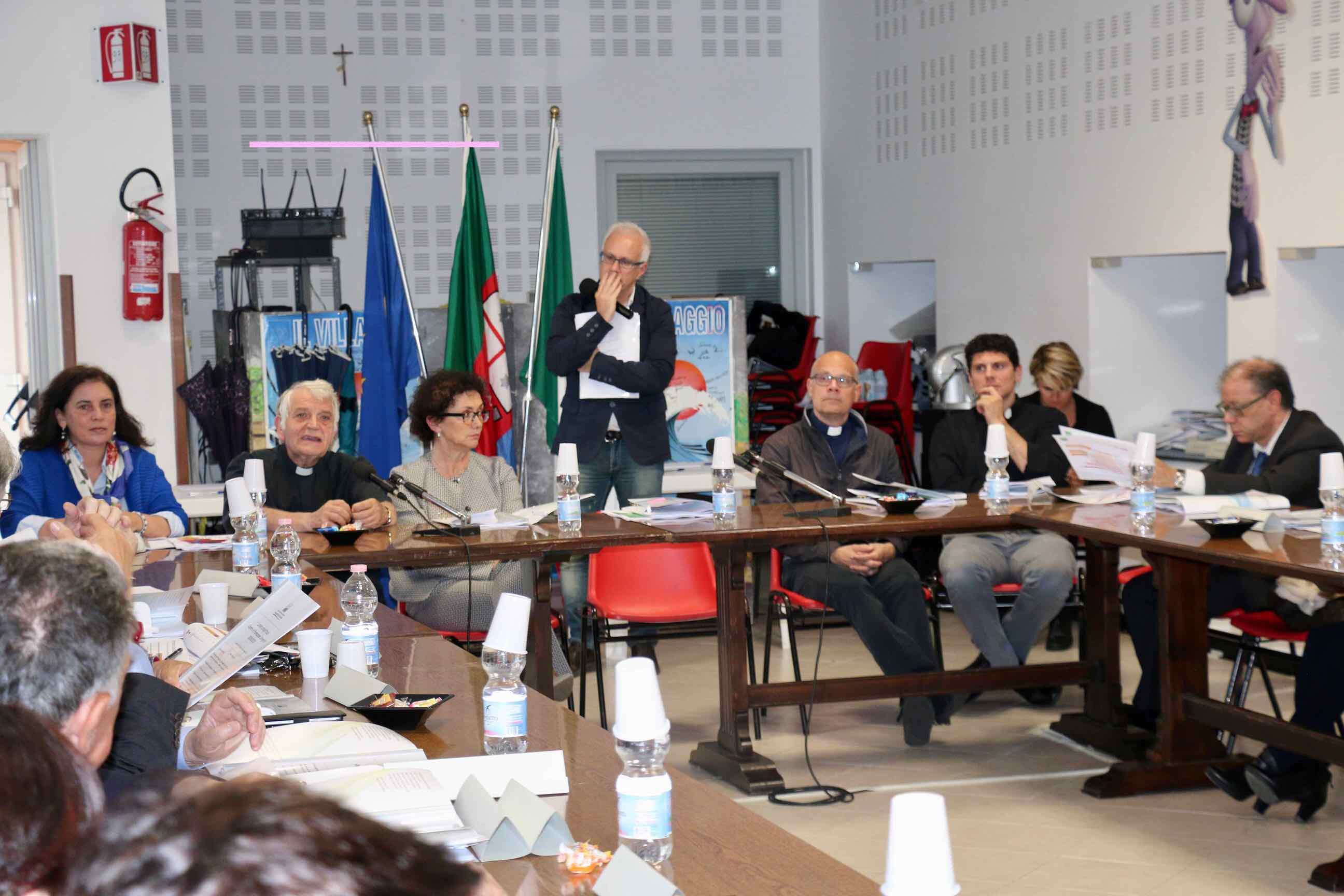 Riunione 2018 Centro Formazione Integrata Villaggio del Ragazzo - 5