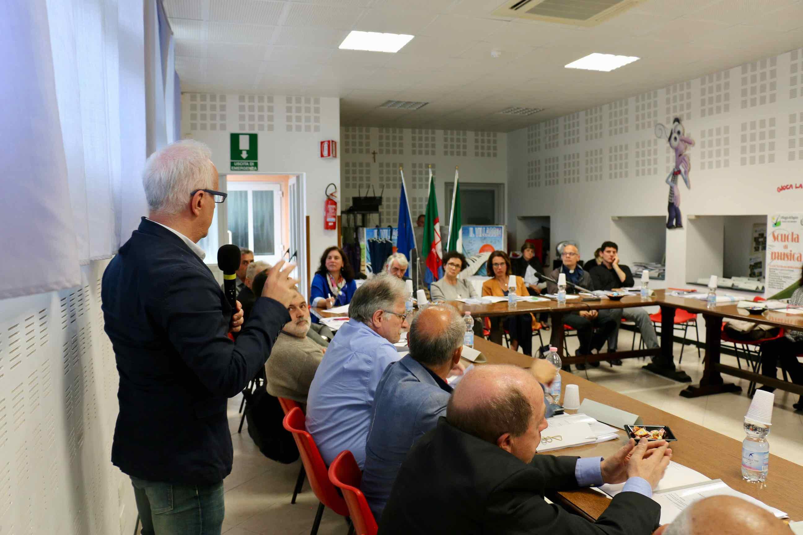 Riunione 2018 Centro Formazione Integrata Villaggio del Ragazzo - 7