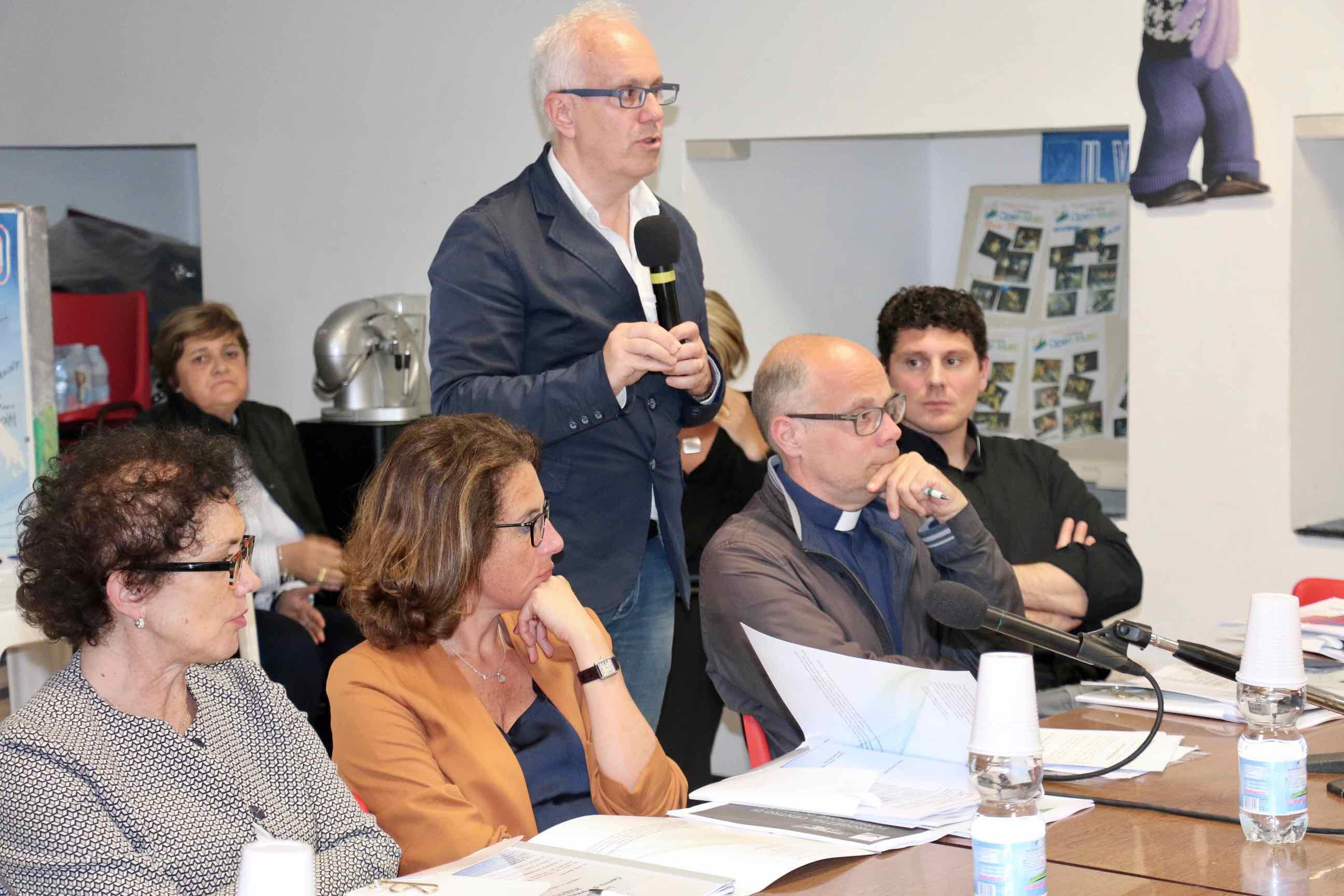 Riunione 2018 Centro Formazione Integrata Villaggio del Ragazzo - 8