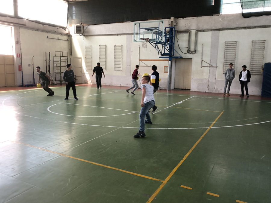 Torneo Dodgeball 2018 Centro San Salvatore 04