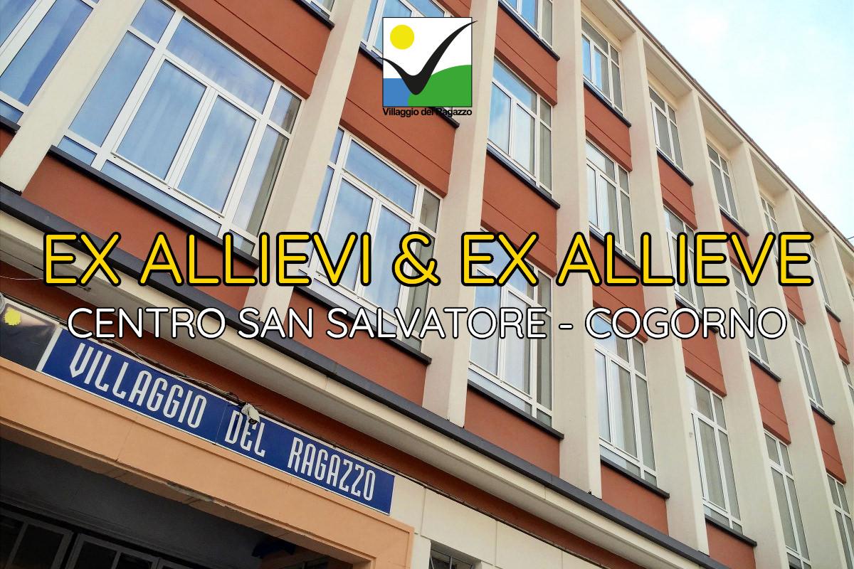 Serata Ex Allievi banner post