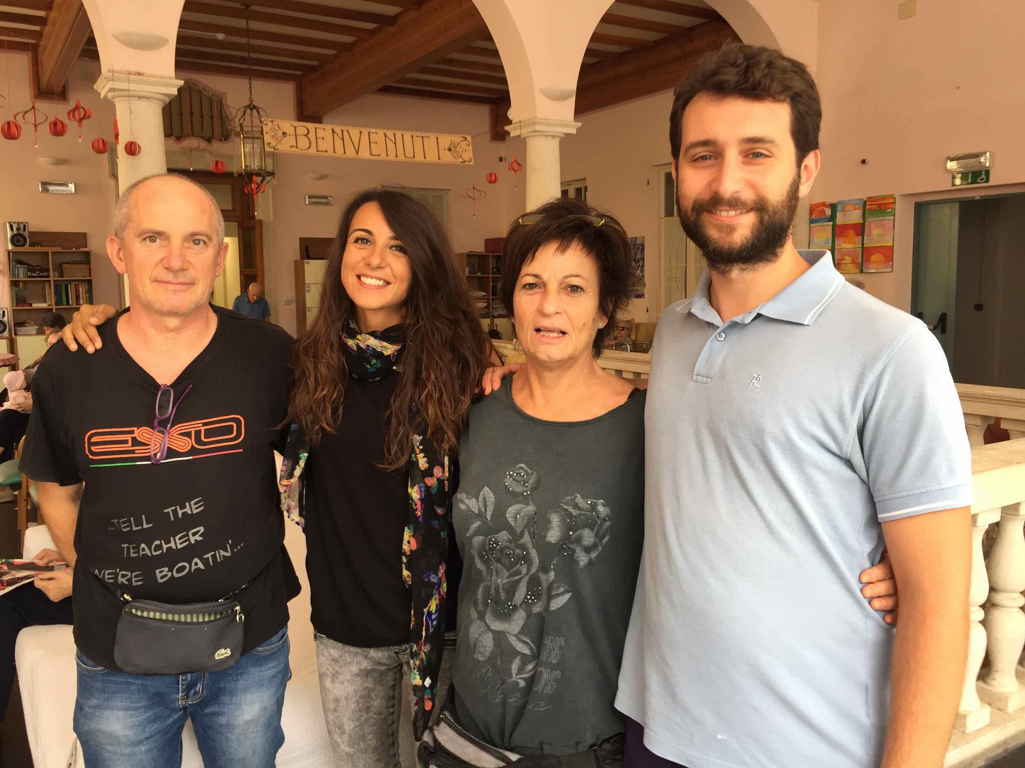 Operatori Area Anziani Villaggio del Ragazzo - Centro Diurno Anziani 01