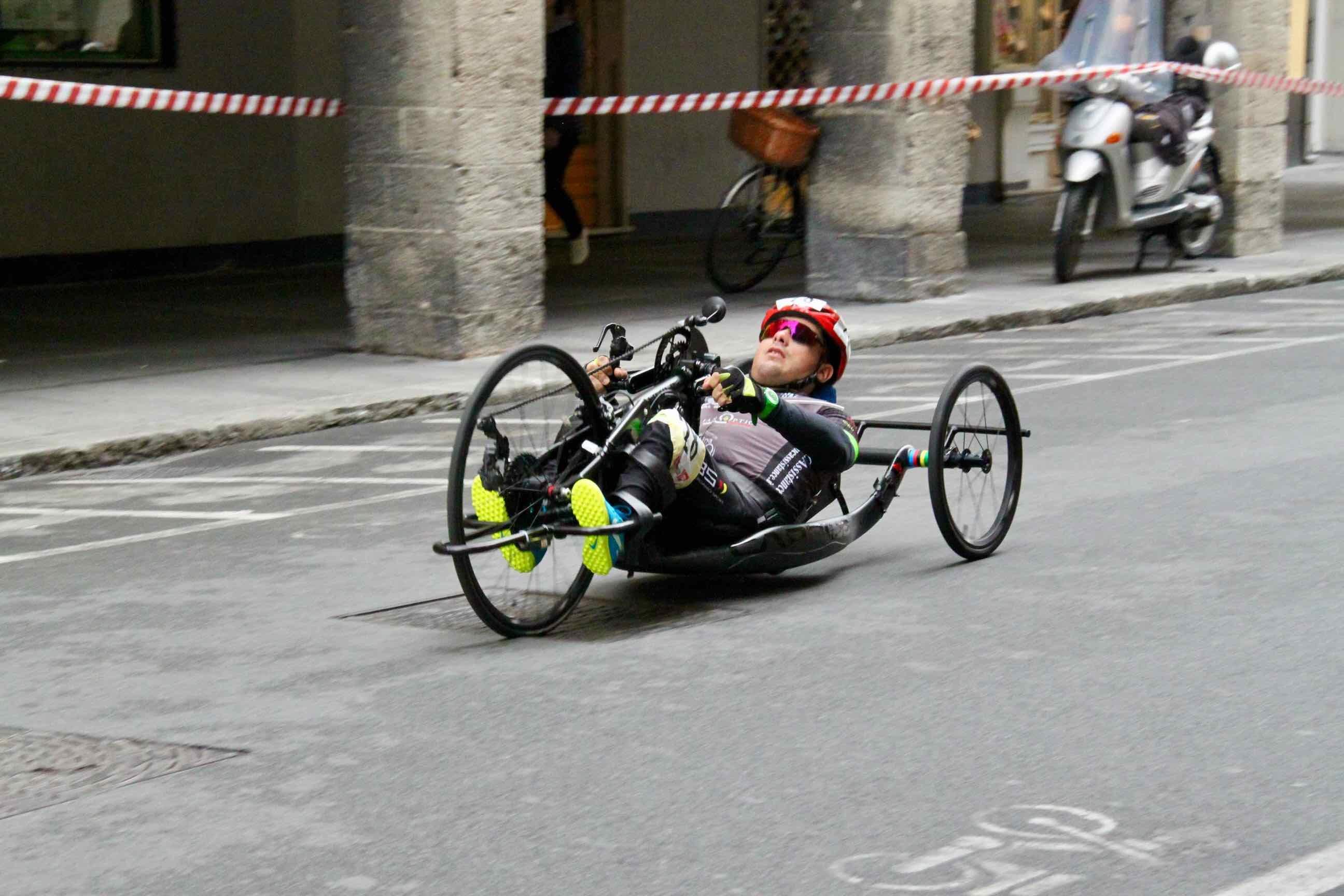 1° Memorial don Nando Negri a Chiavari per il Giro d'Italia Handbike 2018 - 3