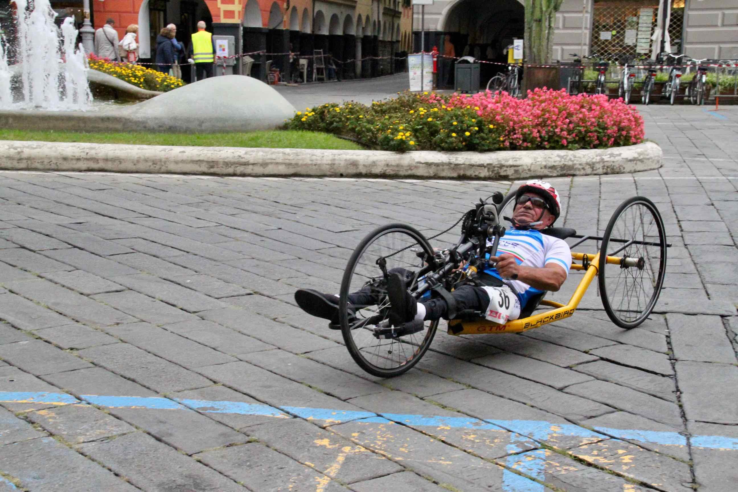 1° Memorial don Nando Negri a Chiavari per il Giro d'Italia Handbike 2018 - 4