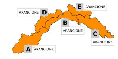 Allerta Meteo Arancione 11 ottobre 2018 01