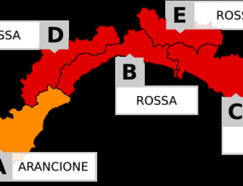 Allerta Meteo Rossa 29 ottobre 2018: disposizioni per i servizi dell'Area Socio Sanitaria del Villaggio del Ragazzo