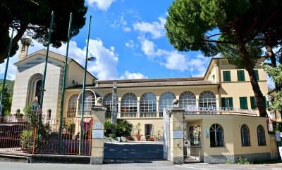Centro Benedetto Acquarone Villaggio del Ragazzo - ingresso