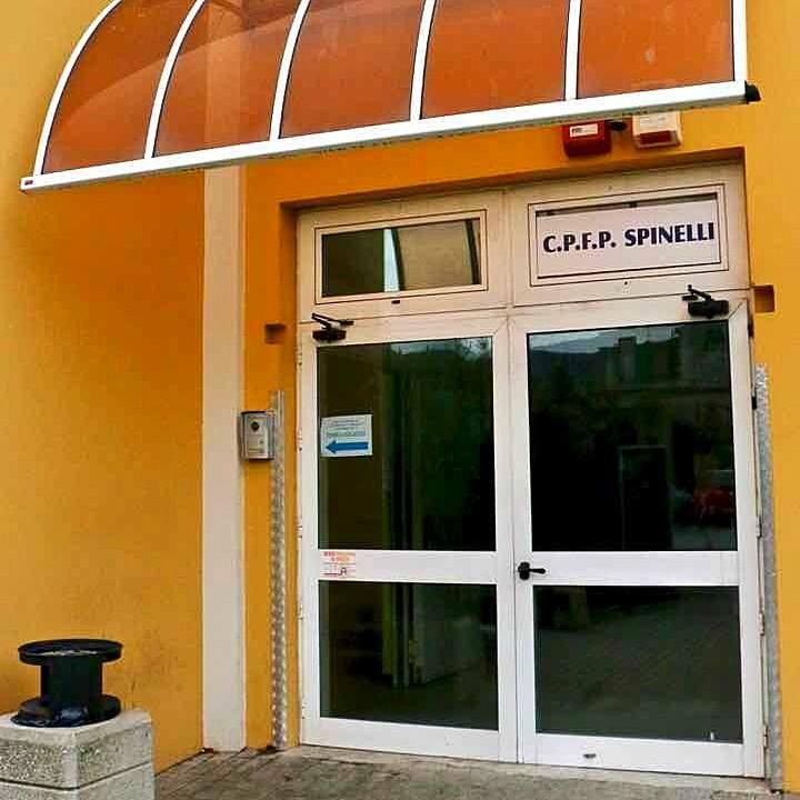 Centro Formazione Professionale Altiero Spinelli Genova - Ingresso