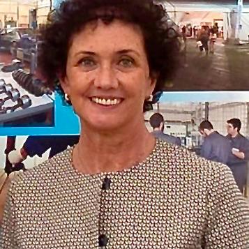 Giovanna Tiscornia - Amministratore Delegato Villaggio del Ragazzo