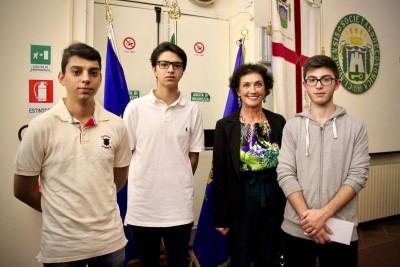 Premi Studio 2018 Rotary Club Rapallo Tigullio e Fondazione Mario e Lina Zavattaro - 17