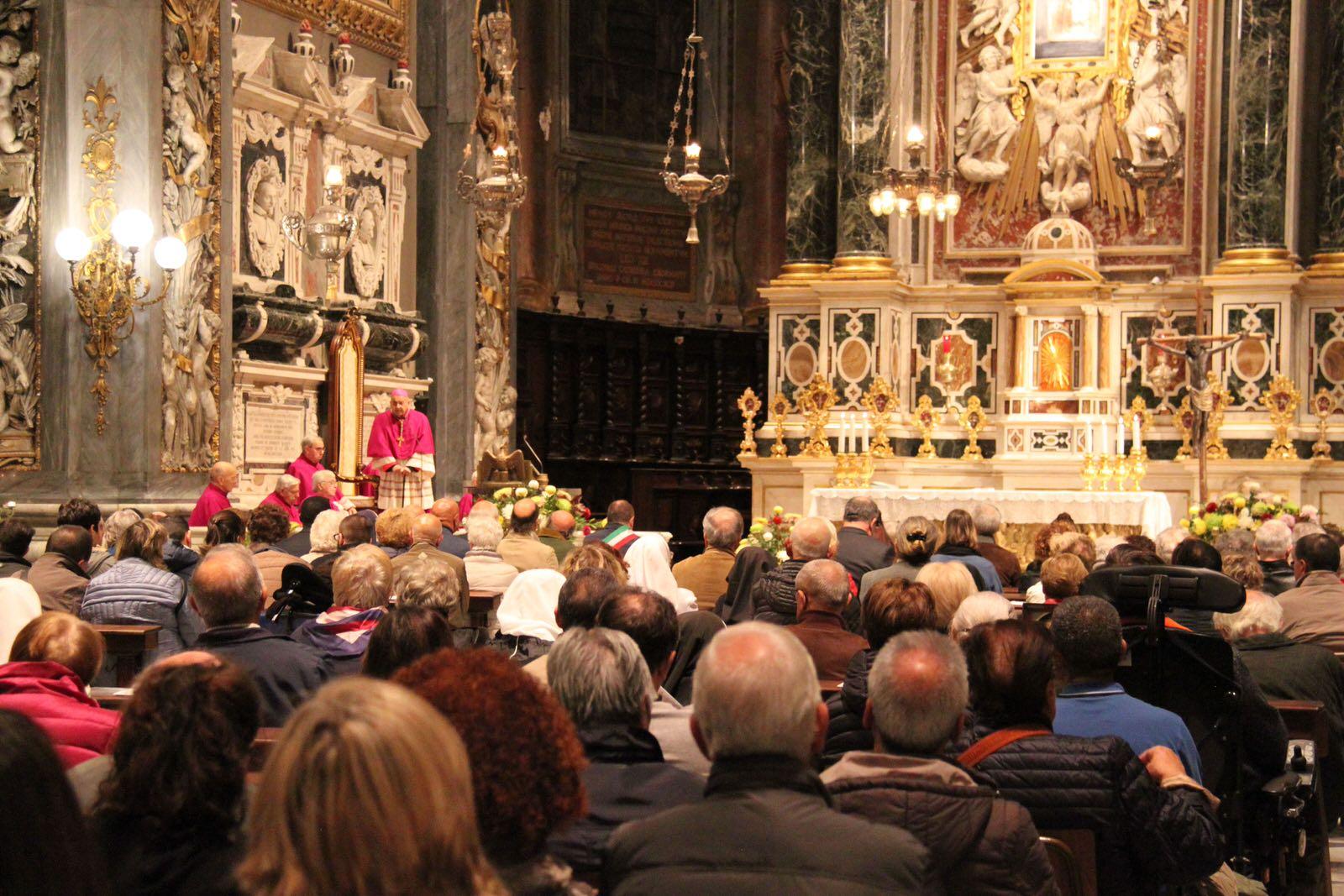 Don Nando Negri: l'omelia del vescovo Tanasini in occasione della chiusura della fase diocesana del processo di beatificazione