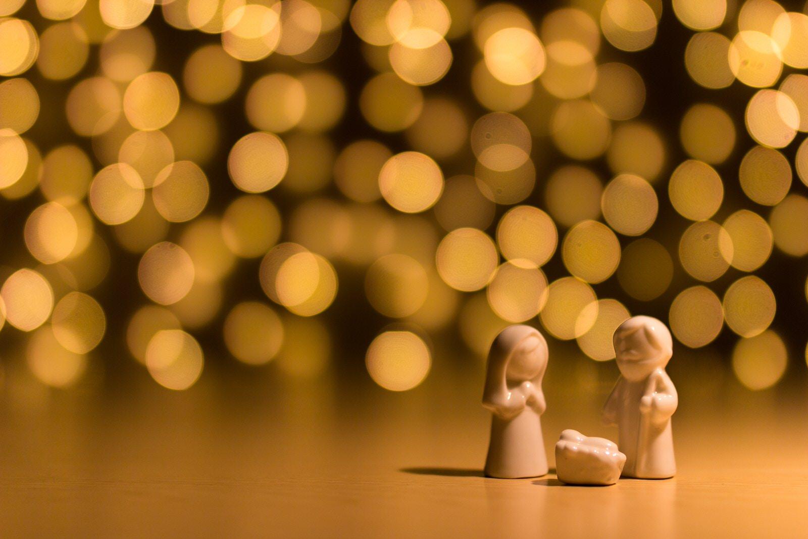 Natale presepe Natività Gesù - Gareth Harper - 175342 Unsplash