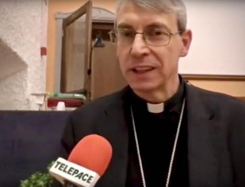 """""""Il motivo della gioia è che non siamo soli"""" – L'omelia del vescovo Corrado Sanguineti alla celebrazione annuale delle Lampade Ardenti"""