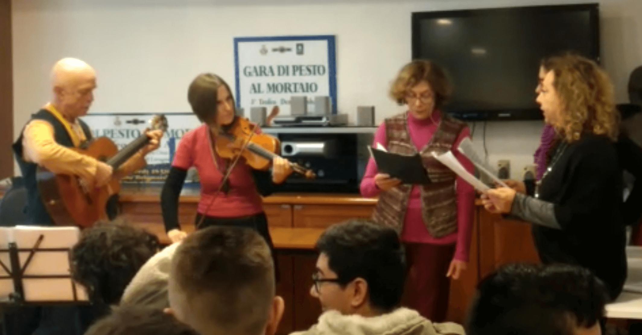 Festa di Natale 2018 Scuola Alberghiera Lavagna 03