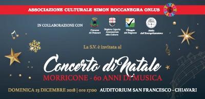 Invito Concerto Natale 2018 Boccanegra
