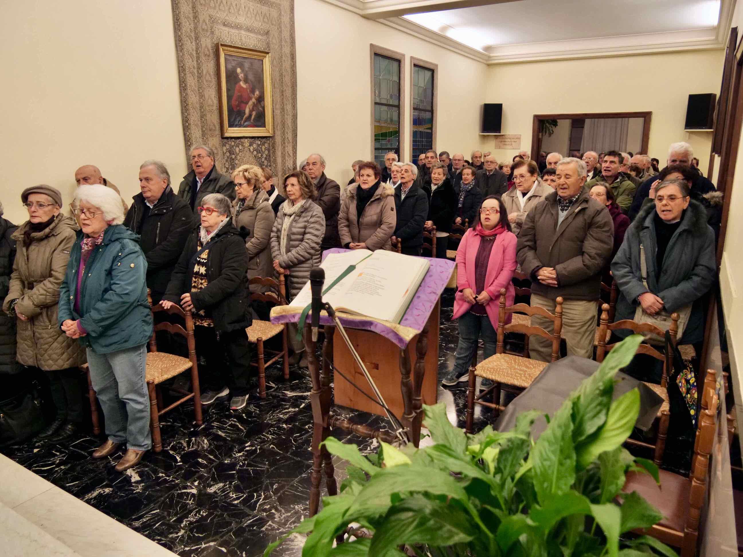 Serata Ex Allievi 2018 Villaggio del Ragazzo - 1