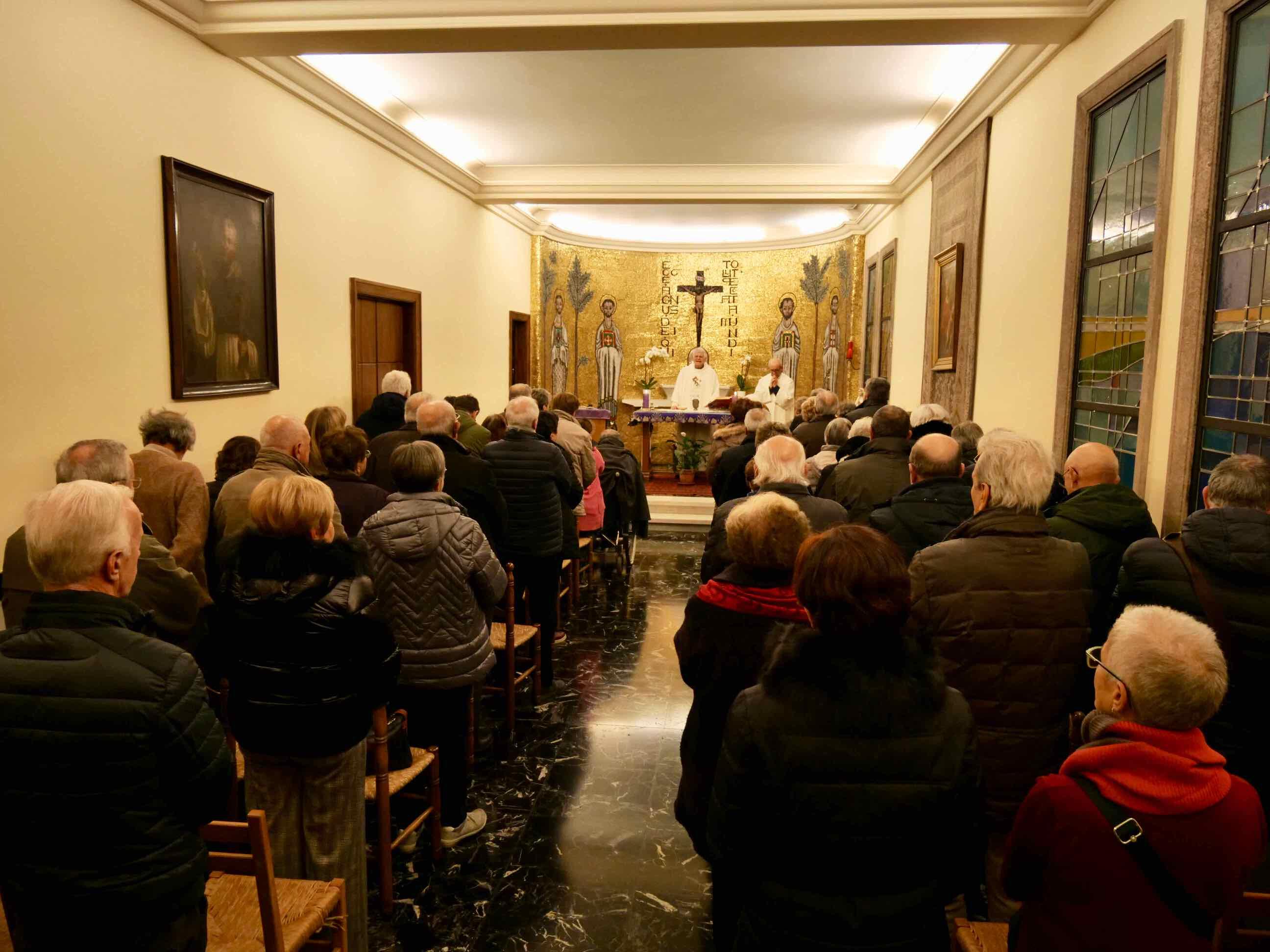 Serata Ex Allievi 2018 Villaggio del Ragazzo - 2