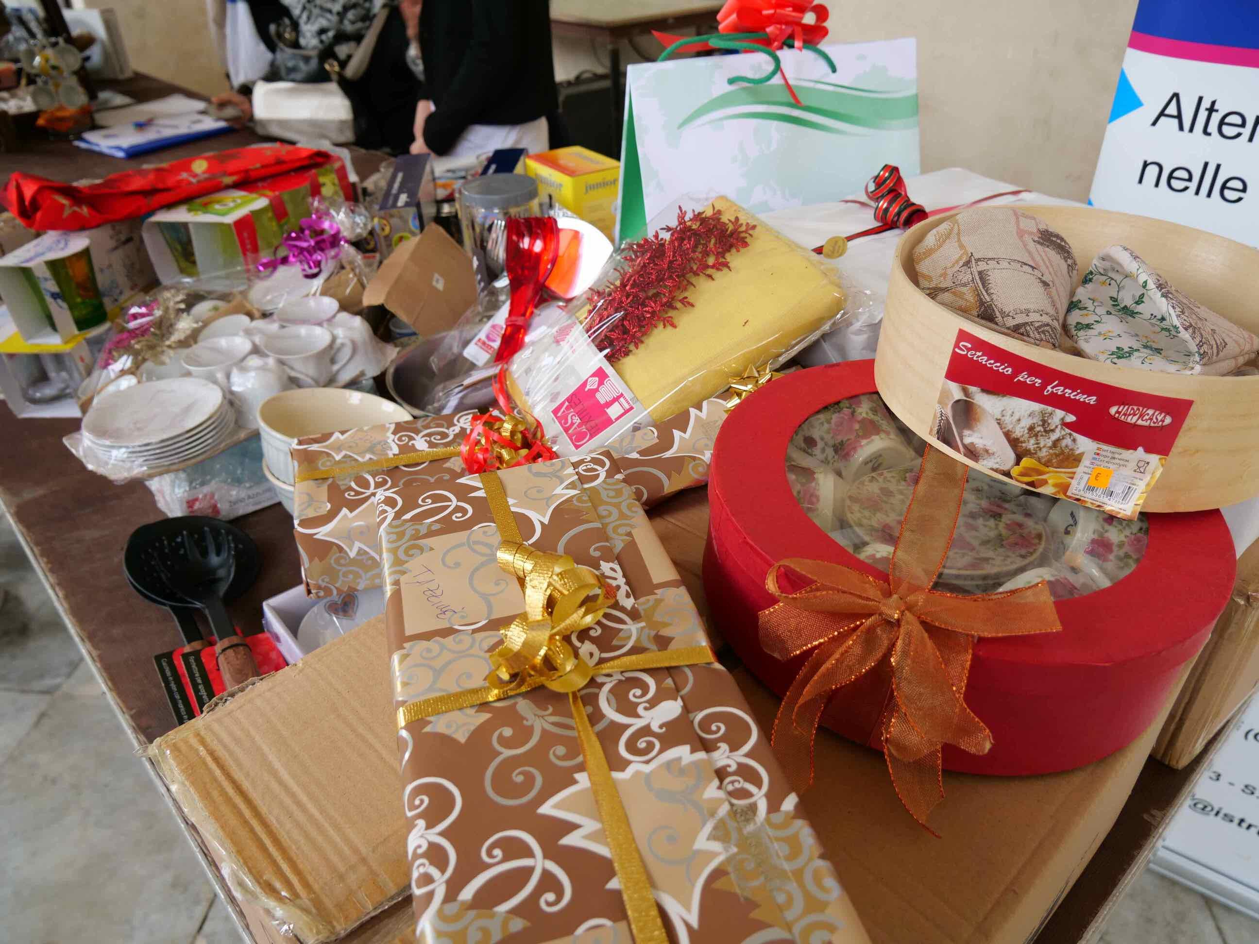 Torneo di pesto al mortaio e aperitivo di beneficienza a cura della Scuola Alberghiera di Lavagna - 13