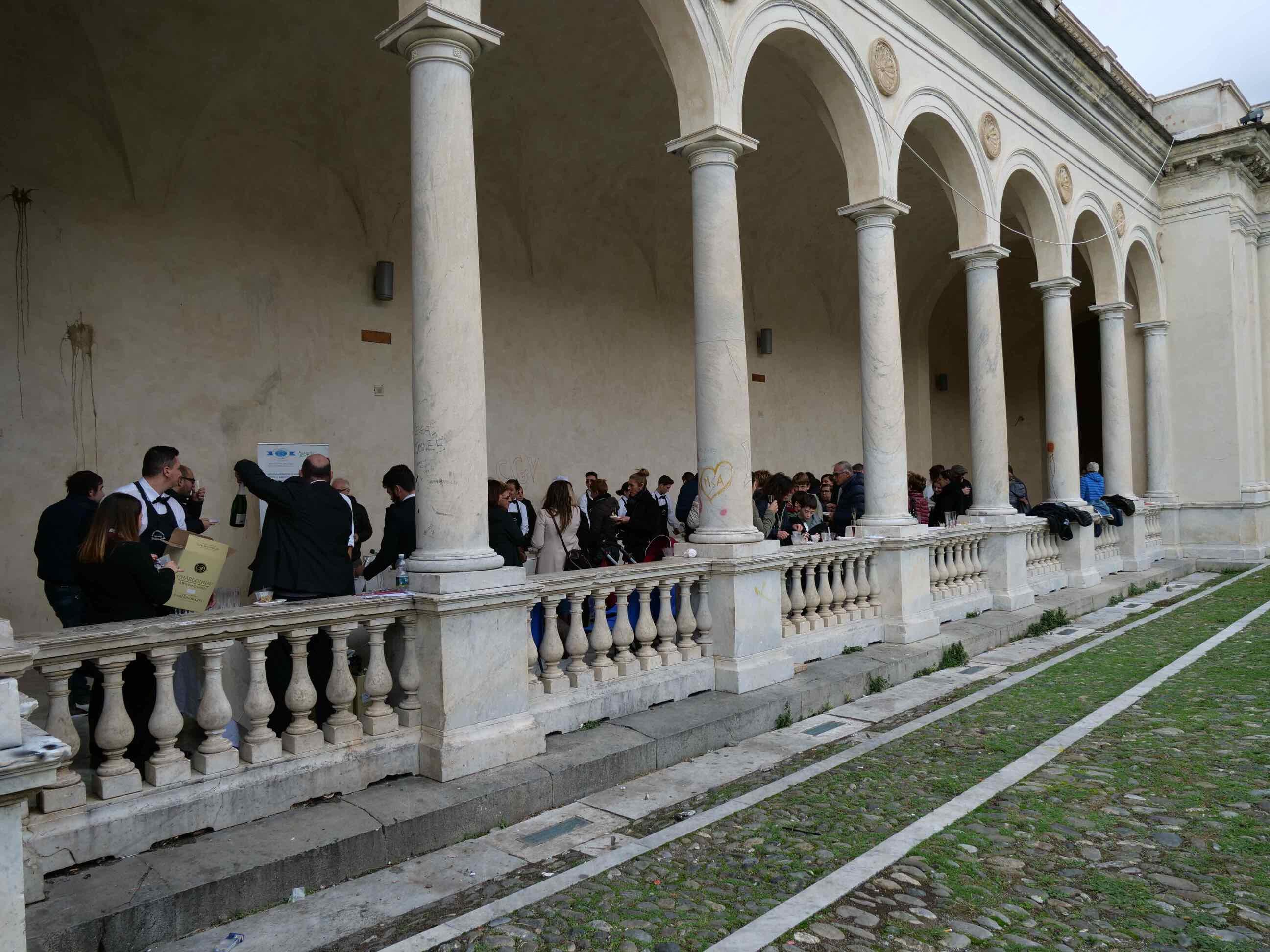 Torneo di pesto al mortaio e aperitivo di beneficienza a cura della Scuola Alberghiera di Lavagna - 3