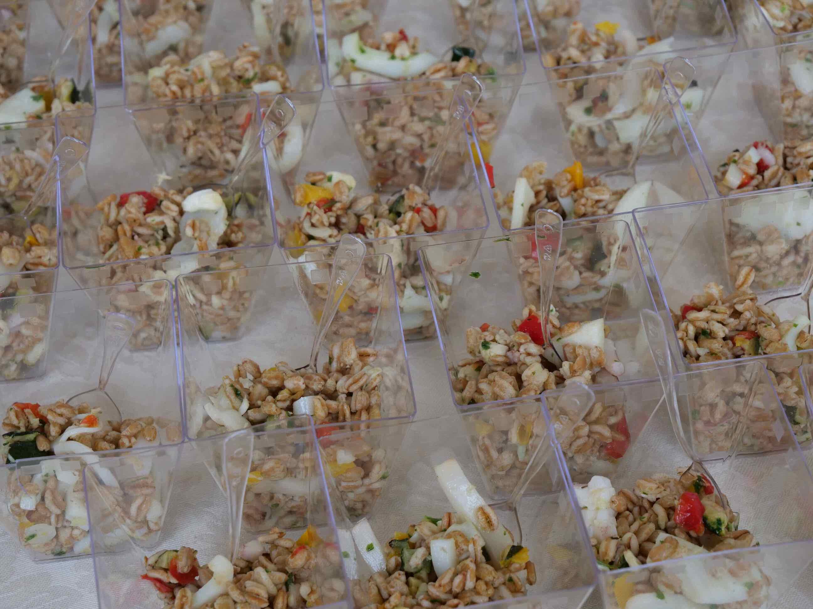 Torneo di pesto al mortaio e aperitivo di beneficienza a cura della Scuola Alberghiera di Lavagna - 7