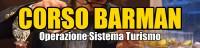 Banner Corso Barman - Operazione Sistema Turismo