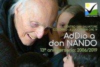 Copertina AdDio a don Nando 2019