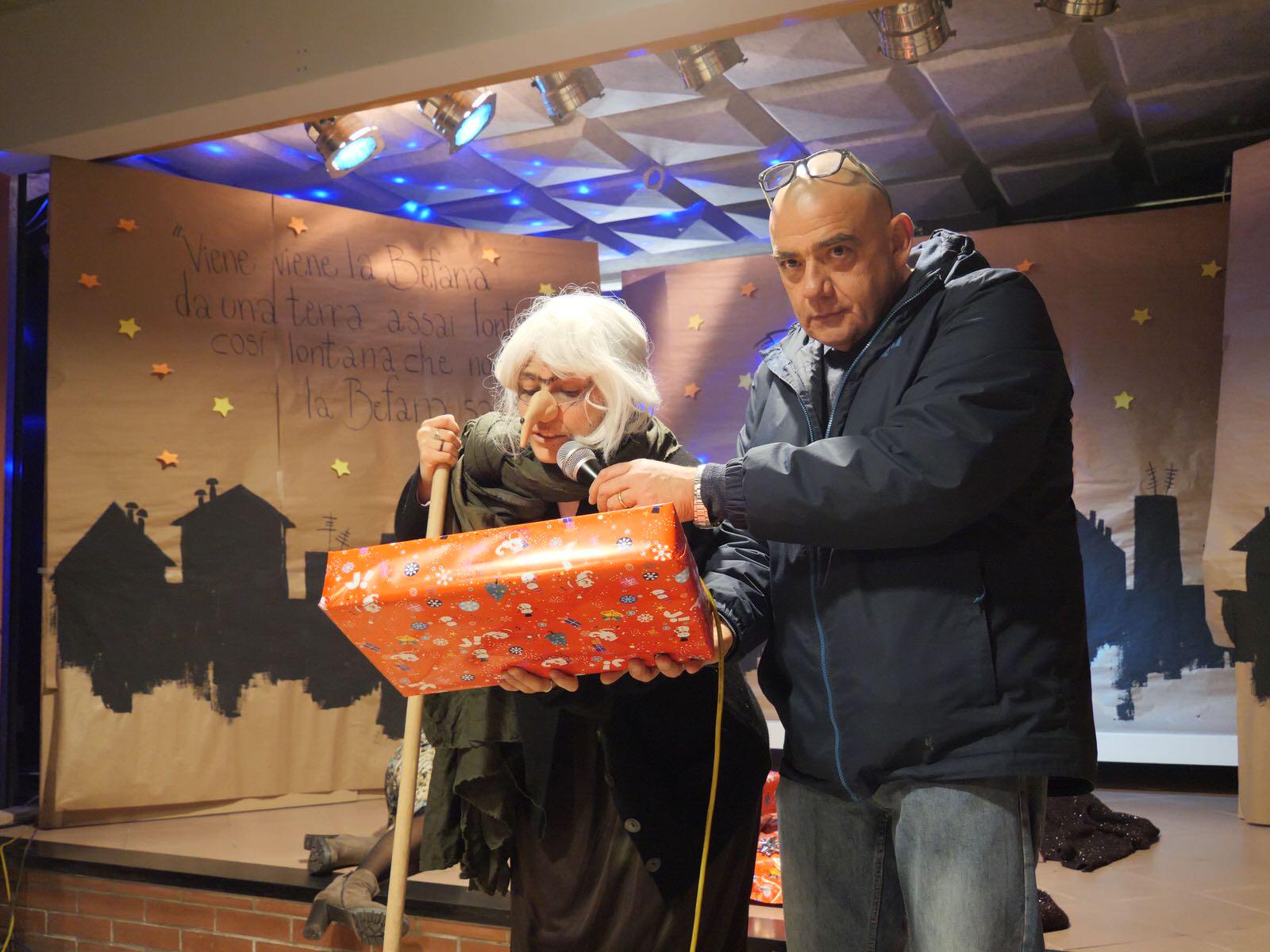 Festa della Befana Centro Benedetto Acquarone 2019.01.05 02