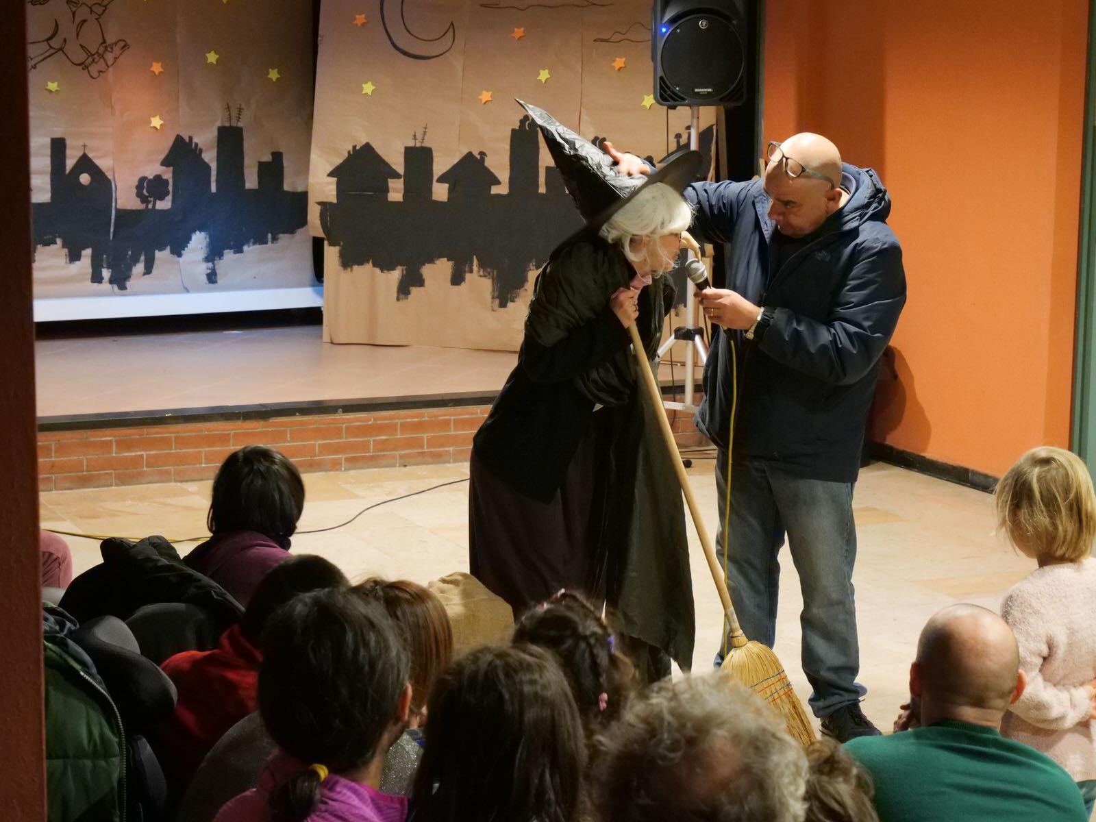 Festa della Befana Centro Benedetto Acquarone 2019.01.05 05