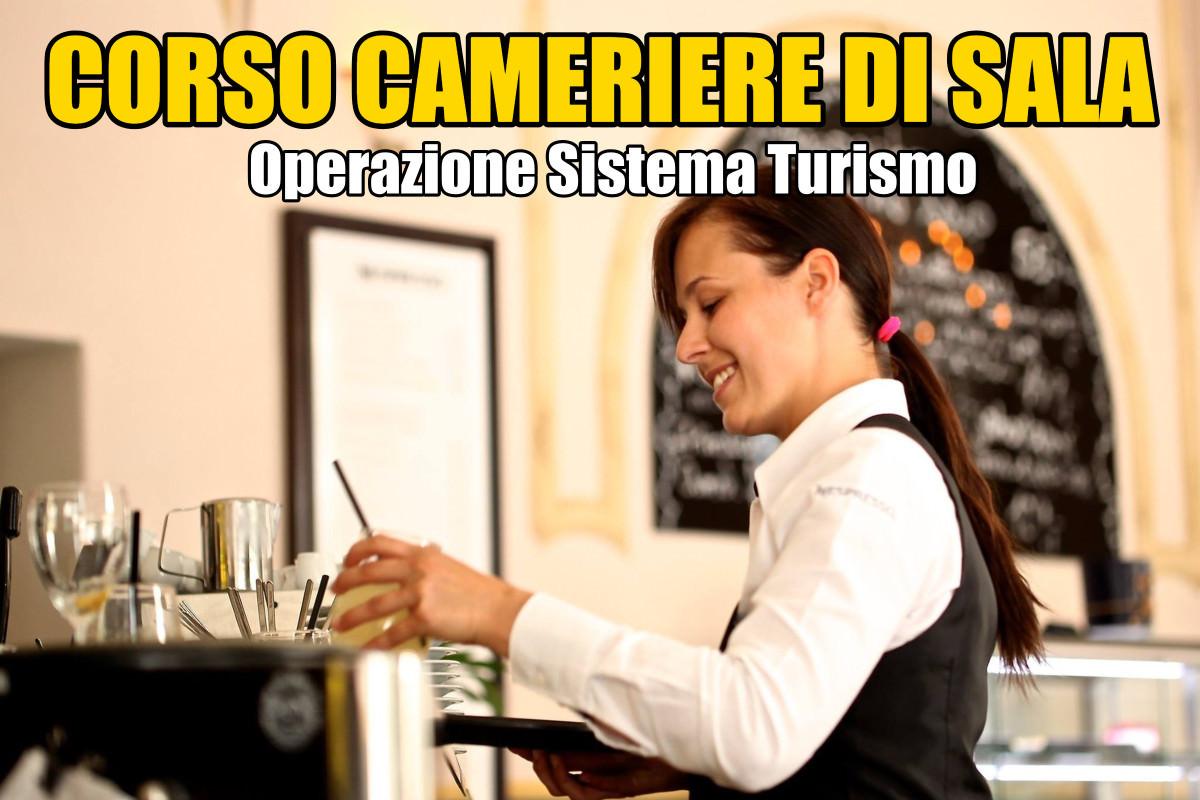 Post Corso Cameriere di sala - Operazione Sistema Turismo