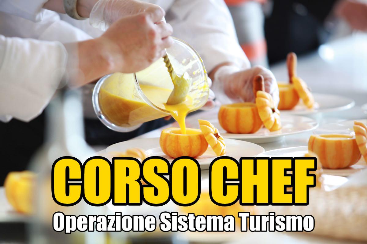 Post Corso Chef - Operazione Sistema Turismo