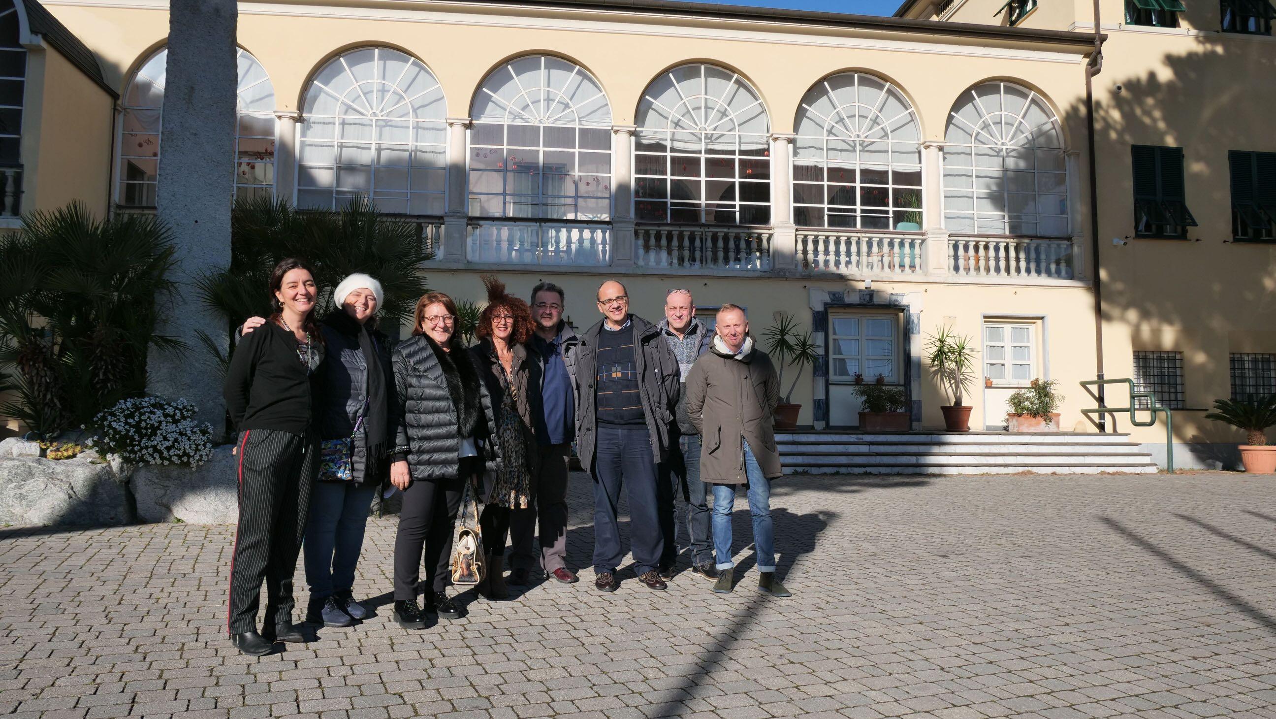 Visita responsabili don Orione Pescara 2019.01.24 - 3